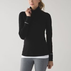 Lululemon Face the Frost Half-Zip